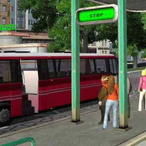 Bus Driver - Bus Terminal
