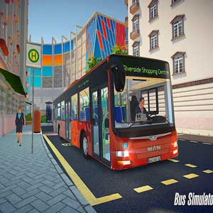Bus Simulator 16 2 Door Bus