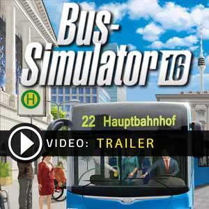 Buy Bus Simulator 16 CD Key Compare Prices