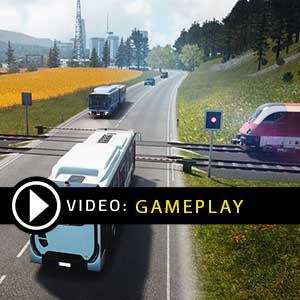 Bus Simulator Gameplay Video