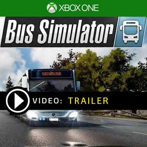 Bus Simulator Xbox One Prices Digital or Box Edition
