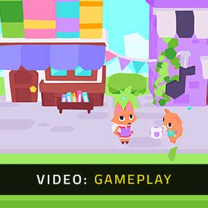 Button City Gameplay Video