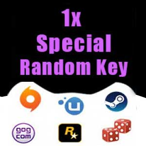 Buy 1 Special Random Key CD KEY Compare Prices