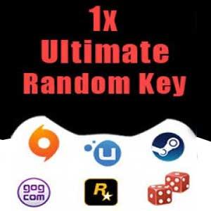 Buy 1 Ultimate Random Key CD KEY Compare Prices