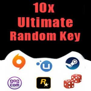 10 Ultimate Random Keys