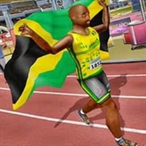 100 Metres Race Running