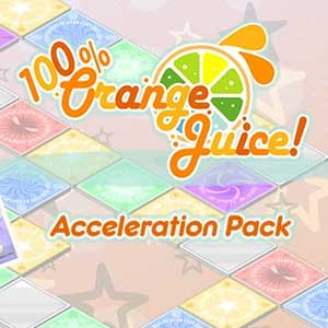 100% Orange Juice Acceleration Pack