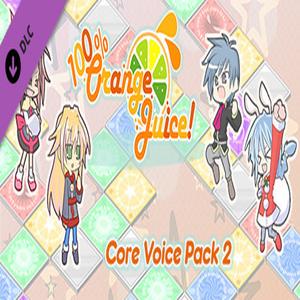 100% Orange Juice Core Voice Pack 2