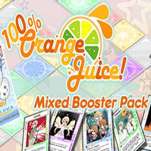 Buy 100% Orange Juice Mixed Booster CD Key Compare Prices