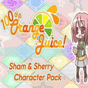 Buy 100% Orange Juice Sham & Sherry Character Pack CD Key Compare Prices