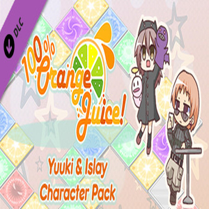 100% Orange Juice Yuuki & Islay Character Pack