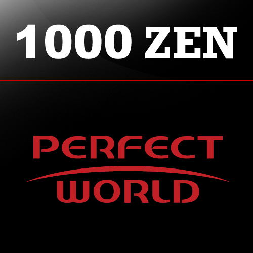 Buy 1000 Perfect World ZEN GameCard Code Compare Prices
