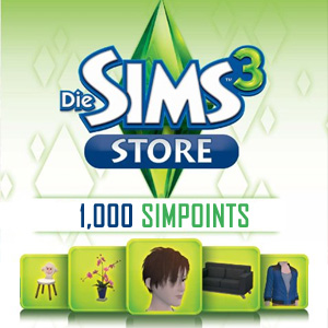 Buy 1000 SIMPOINTS GameCard Code Compare Prices
