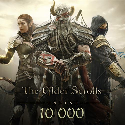 Buy 10000 The Elder Scrolls Online GameCard Code Compare Prices