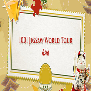 1001 Jigsaw World Tour Asia