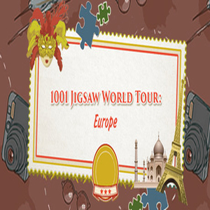 Buy 1001 Jigsaw World Tour Europe CD Key Compare Prices