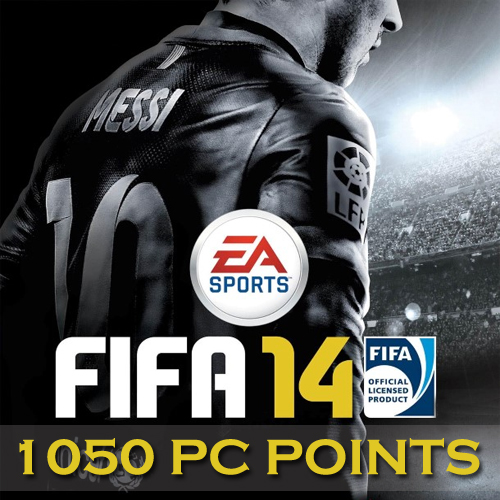 1050 Fifa 14 PC Points Gamecard