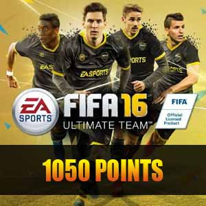1050 FIFA 16 Points