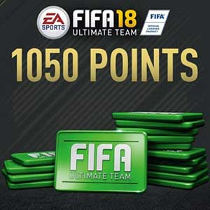 1050 Points FIFA 18