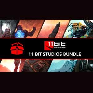 Buy 11 Bit Studios Bundle CD Key Compare Prices