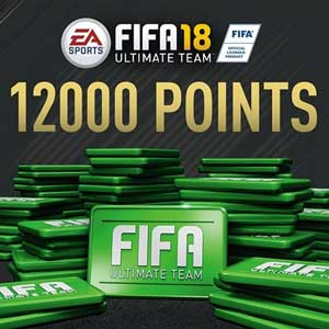 12 000 Points FIFA 18