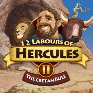 Buy 12 Labours of Hercules 2 The Cretan Bull Nintendo Switch Compare Prices