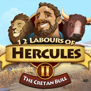 Buy 12 Labours of Hercules 2 The Cretan Bull CD Key Compare Prices