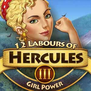 12 Labours of Hercules 3 Girl Power
