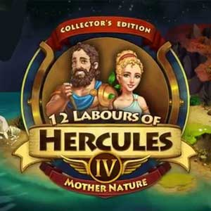 Buy 12 Labours of Hercules 4 Mother Nature CD Key Compare Prices