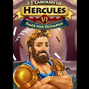 12 Labours of Hercules 6 Race for Olympus