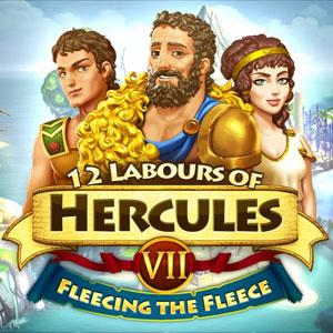 12 Labours of Hercules 7 Fleecing the Fleece