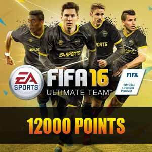 Buy 12000 FIFA 16 Points GameCard Code Compare Prices