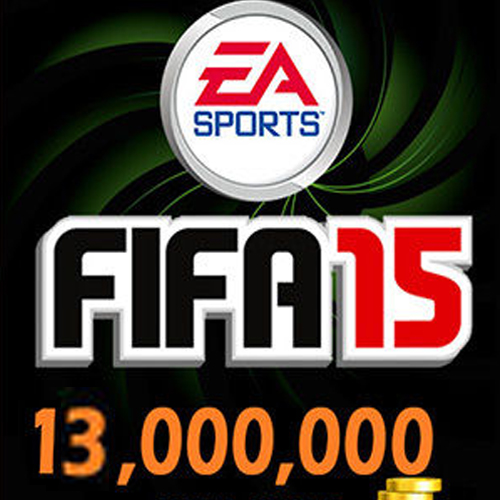 Buy 13.000.000 FIFA 15 PC Ultimate Team Coins GameCard Code Compare Prices