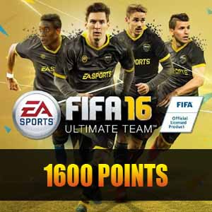 Buy 1600 FIFA 16 Points GameCard Code Compare Prices
