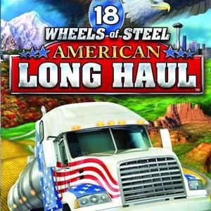 18 Wheels of Steel American Long Haul