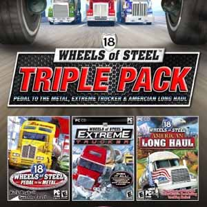 Buy 18 Wheels of Steel Pack CD Key Compare Prices