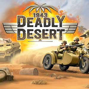 Buy 1943 Deadly Desert CD Key Compare Prices