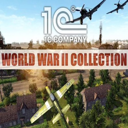 Buy 1C World War 2 Collection CD Key Compare Prices