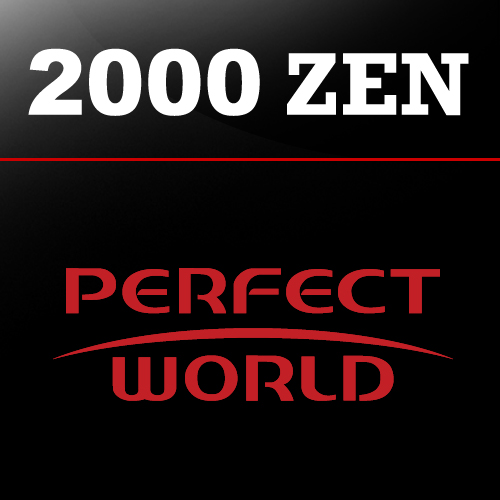 Buy 2000 Perfect World ZEN GameCard Code Compare Prices