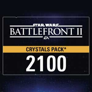 2100 Crystals Star Wars Battlefront 2
