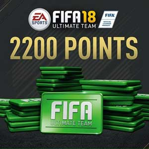 2200 Points FIFA 18