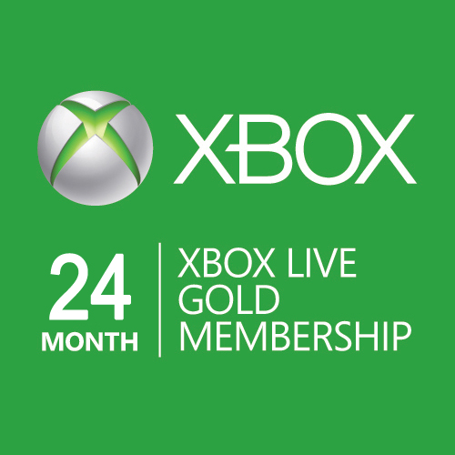 Buy 24 Months Gold Xbox Live Code Compare Prices
