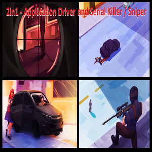 2in1 Application Driver and Serial Killer Sniper