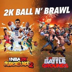 Buy 2K Ball N' Brawl Bundle Xbox One Compare Prices