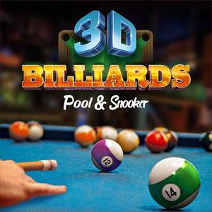 3D Billiards Pool & Snooker