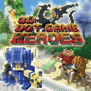 Buy 3D Dot Game Heroes PS3 Game Code Compare Prices