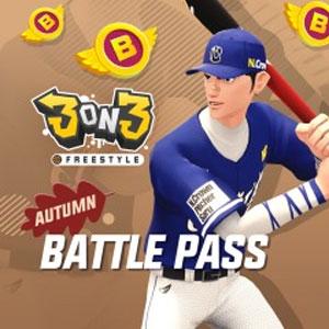 3on3 FreeStyle Battle Pass 2020 Autumn