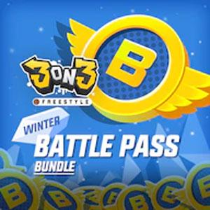 3on3 FreeStyle Battle Pass 2020 Winter Bundle