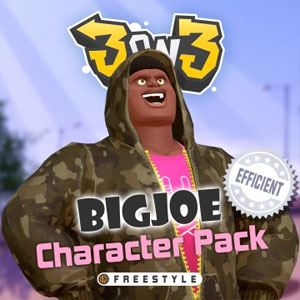 3on3 FreeStyle Big Joe Efficient Pack