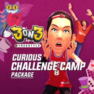 3on3 FreeStyle Curious Challenge Camp